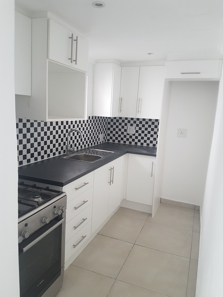 Flatlet renovation in Westdene Johannesburg by PTA Builders And Renovators