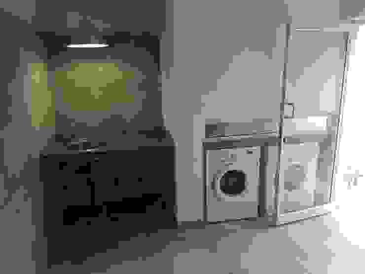Kitchen renovation in Silverlakes Estate Pretoria East by PTA Builders And Renovators