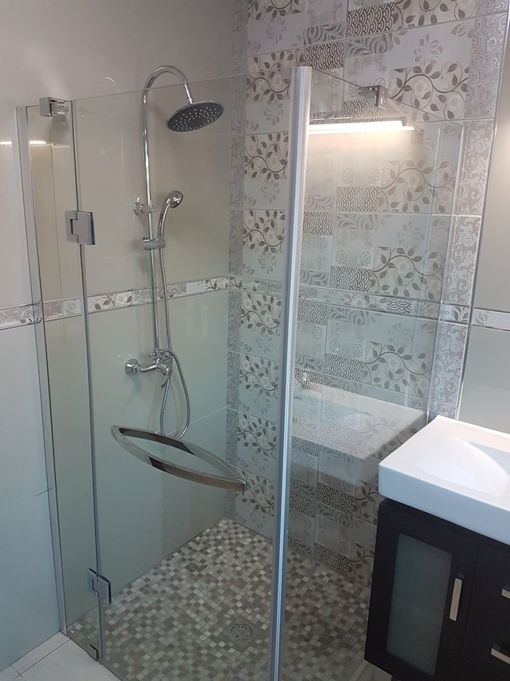 Renovation of bathrooms in Rooihuiskraal Centurion by PTA Builders And Renovators