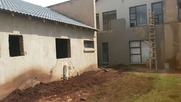 Home extension in Raslouw Manor Estate Centurion by PTA Builders And Renovators
