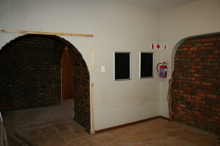 Home conversion to school by PTA Builders And Renovators
