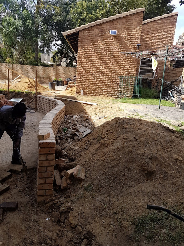 Paving Concrete Renovation Randpark Ridge Pretoria by PTA Builders And Renovators