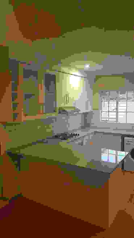 Kitchen and bathroom renovations in Pierre van Ryneveldt by PTA Builders And Renovators