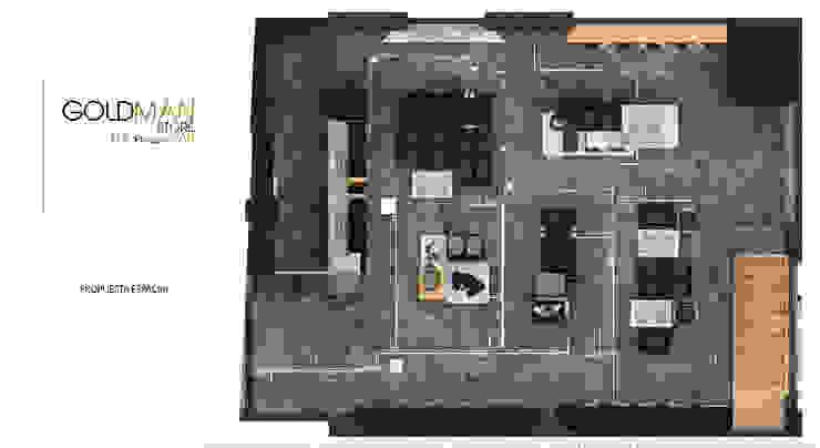 สแกนดิเนเวียน  โดย ProcesoLAB Arquitectos , สแกนดิเนเวียน