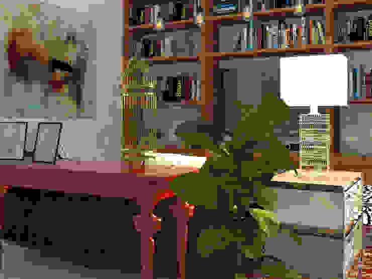 Sala de Estar Livings de estilo ecléctico de EnVoga Ecléctico