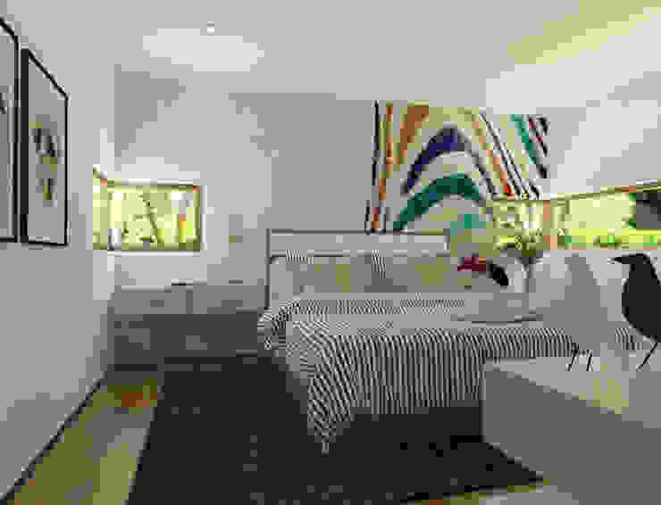 Dormitorio Principal Dormitorios de estilo moderno de EnVoga Moderno