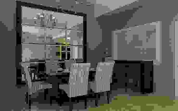 Living Room Oleh Amtre Interstudio Minimalis
