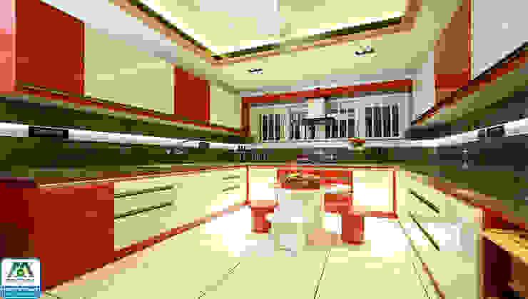 Ultra-Modern Designs Country style kitchen by Premdas Krishna Country