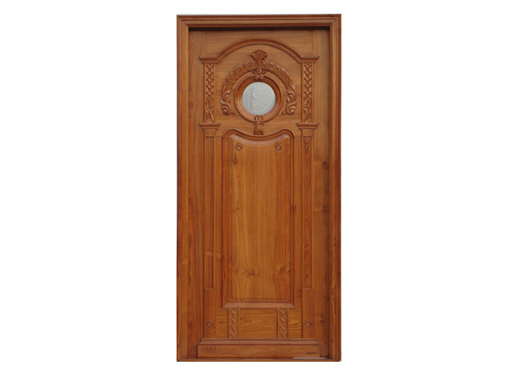 Solid Wood Doors Country style doors by D P Woodtech Pvt Ltd Country