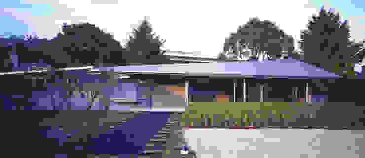 グランドピアノのある住まい:吉備の家: JWA,Jun Watanabe & Associatesが手掛けた家です。
