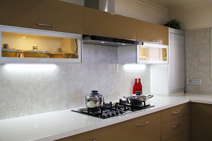 Kitchen by Fuze Interiors Modern