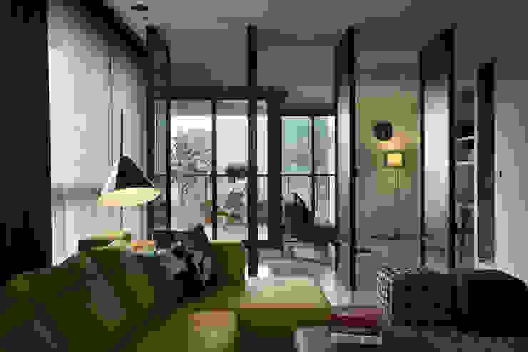 築采 慕尼黑 根據 台中室內設計-築采設計