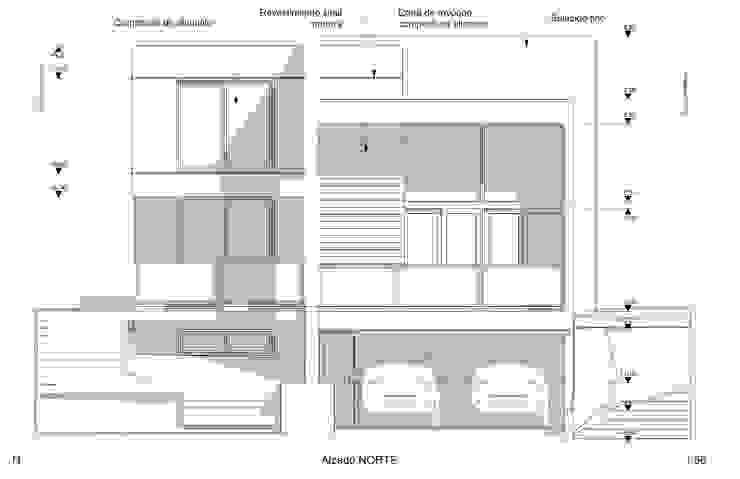 modern  by BM3 Arquitectos, Modern