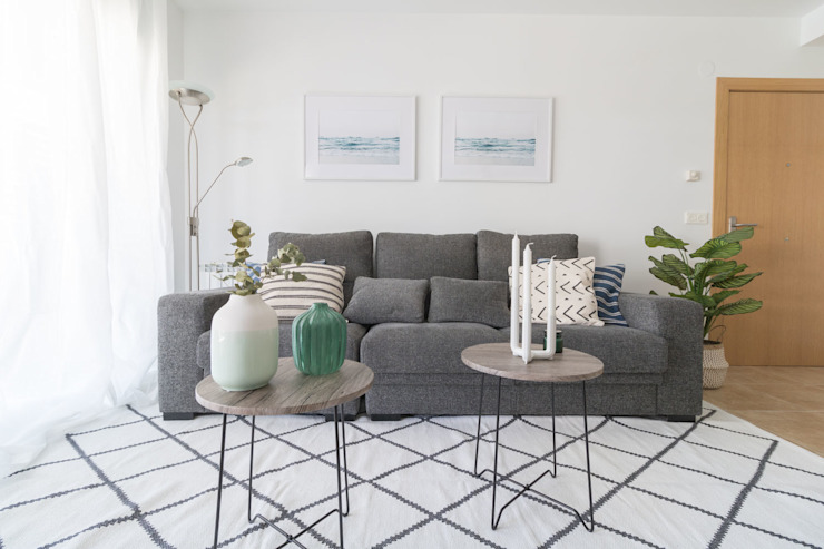 Become a Home Living room