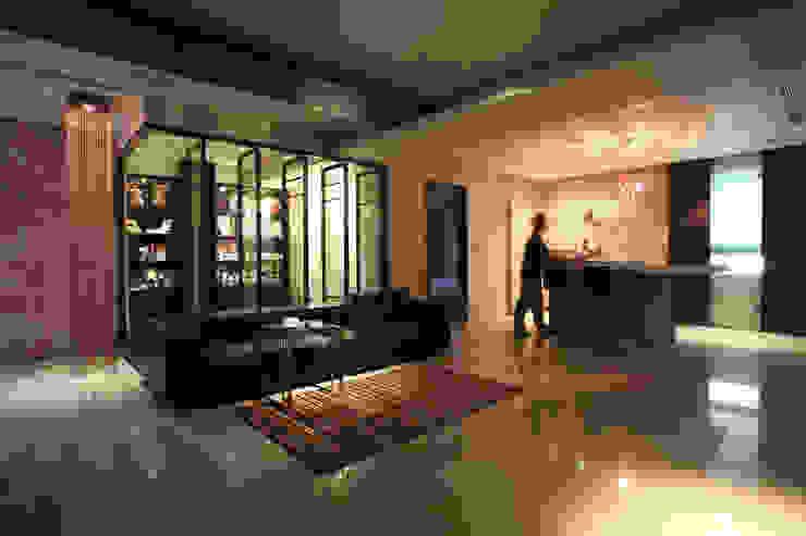 AZEN學生活: 現代  by 台中室內設計-築采設計 , 現代風