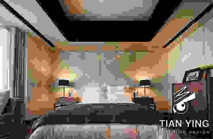 住宅空間設計-私人領域/主臥室 根據 天英設計工程 現代風
