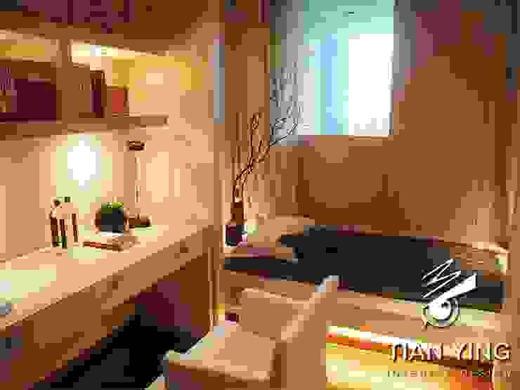 住宅空間設計-公共領域/次書房 Modern Study Room and Home Office by 天英設計工程 Modern