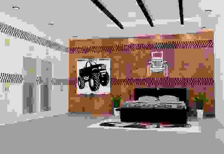 Boy's Bedroom by Inside Element