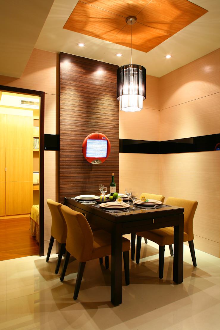 喬立世紀觀-廖公館 根據 台中室內設計-築采設計