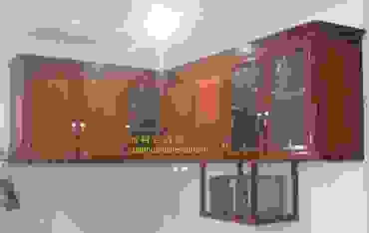 Đóng tủ bếp nhôm kính tại tphcm bởi NHÔM KÍNH TIẾN CƯỜNG