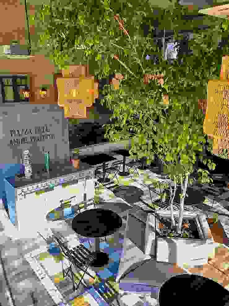 plaza italiana Gastronomía de estilo clásico de María Florencia Funes Clásico