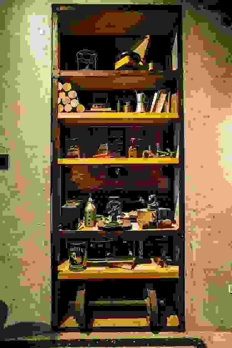 PRIMO | Resto Bar Gastronomía de estilo industrial de María Florencia Funes Industrial