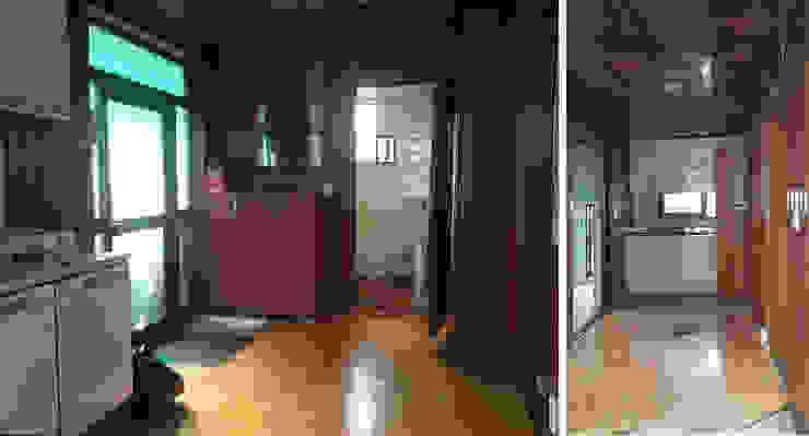 배다리주택 '오붓': AAPA건축사사무소의 현대 ,모던