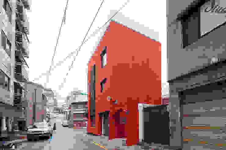 BLANK FACTORY by AAPA건축사사무소 모던