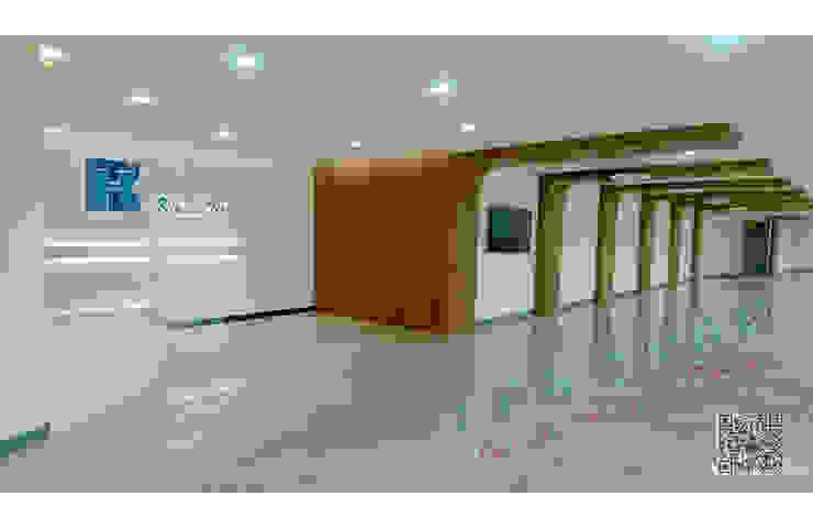 Salas de estilo moderno de 艾莉森 空間設計 Moderno