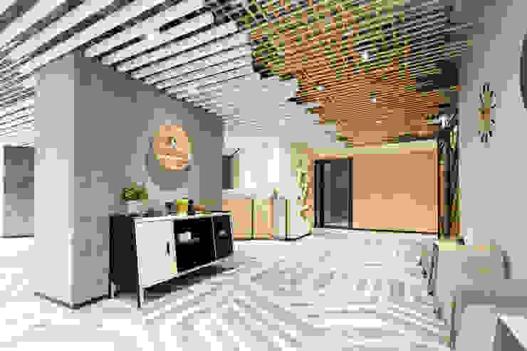 Artta Concept Studio Hotels Wood effect