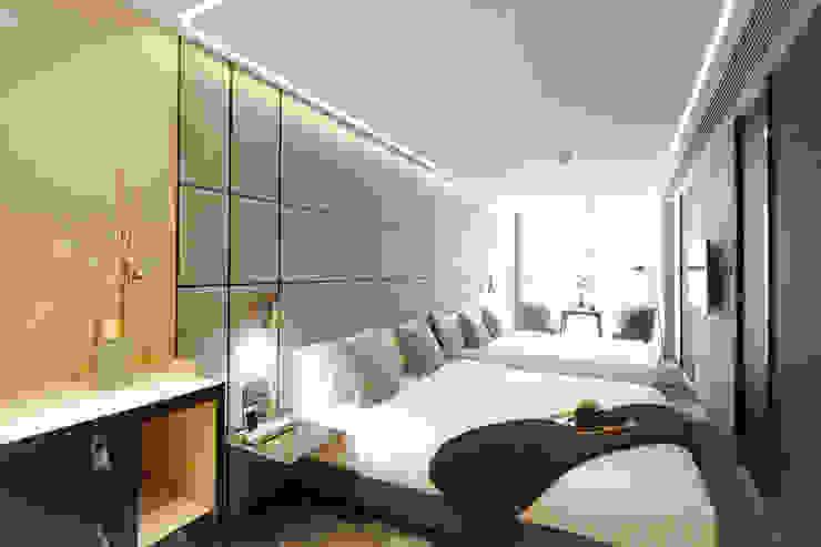 Hotel Ease Acess Minimalist hotels by Artta Concept Studio Minimalist