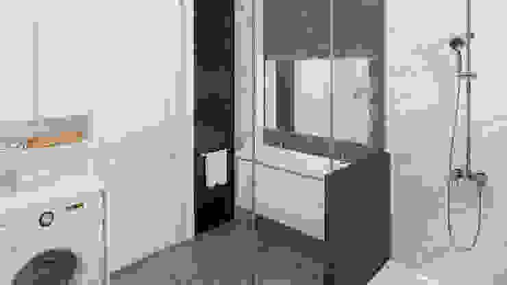 حمام تنفيذ Dündar Design - Mimari Görselleştirme