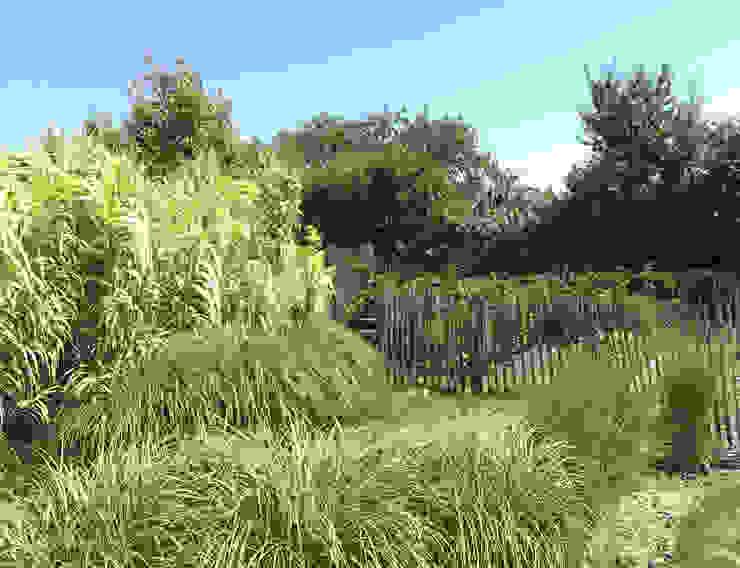 Trente nuances de verts… Jardin tropical par Paradeisos conception de jardin Tropical