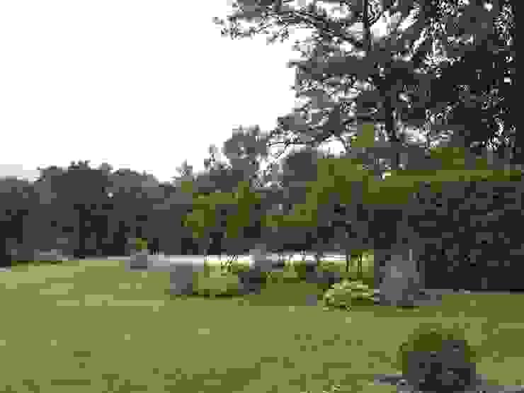 Paradeisos conception de jardin Country style garden