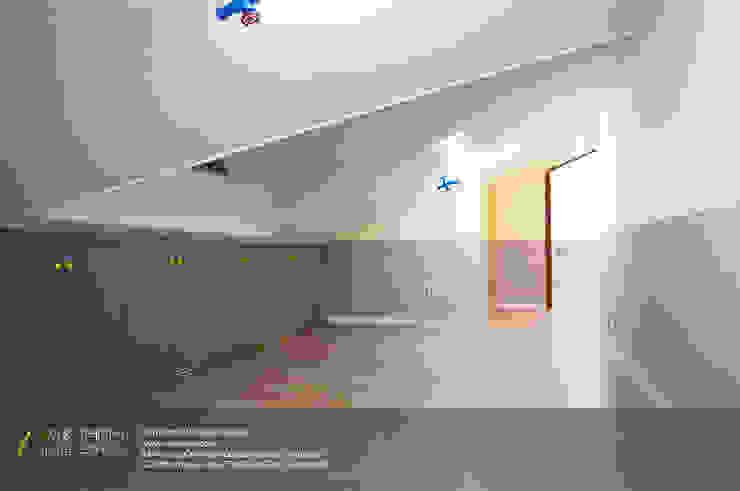 하남시 덕풍동 제일풍경채 50평 모던스타일 미디어 룸 by 리인홈인테리어디자인스튜디오 모던