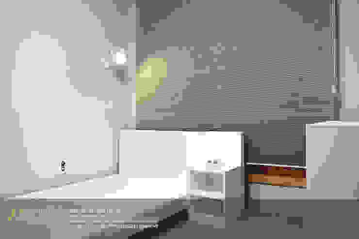 Ruang Media Modern Oleh 리인홈인테리어디자인스튜디오 Modern