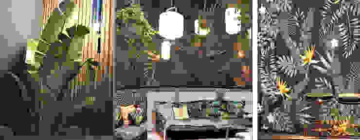 Sgabello Interiores Interior landscaping Cotton Green