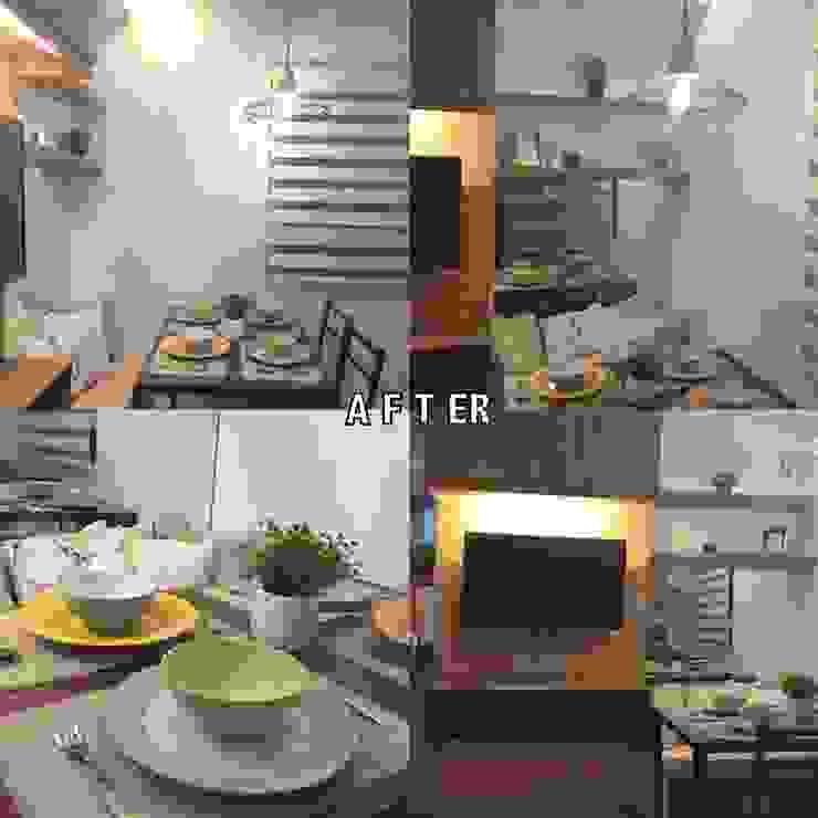 Mevisa Residences Studio Unit by AWE Interior Design