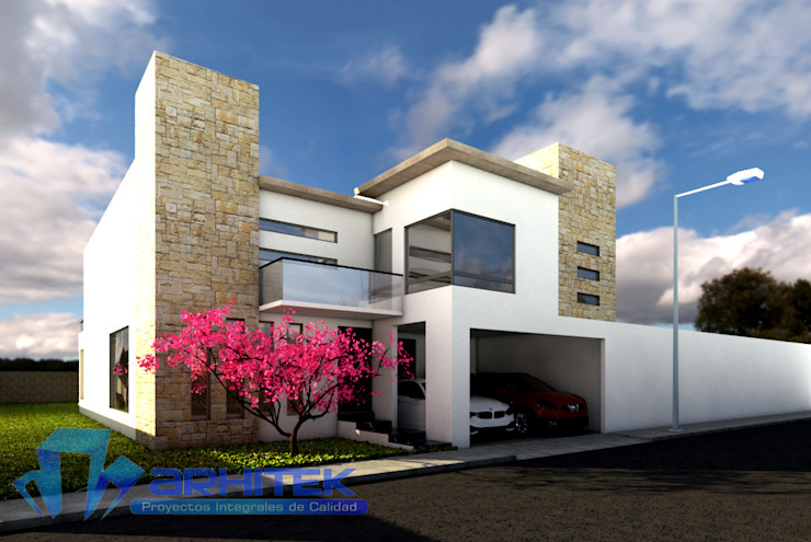 ARHITEK Moderne Häuser