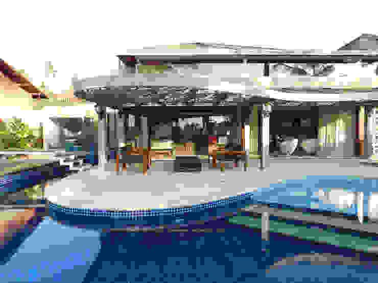 Efeito Arquitetura Rumah tinggal