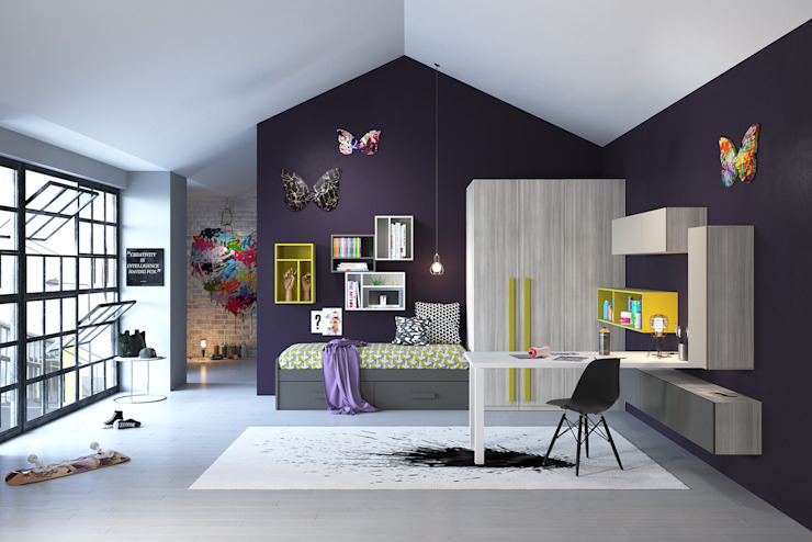Nespoli 3d Nursery/kid's roomWardrobes & closets