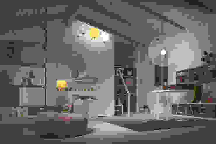 Nespoli 3d Nursery/kid's roomStorage