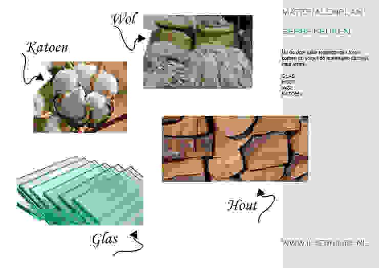 Materialenplan serre-keuken van ilsephilips