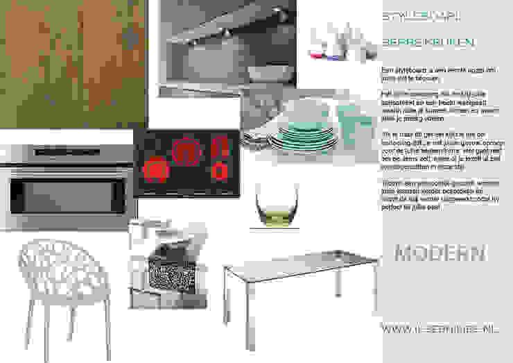 Styleboard Modern van ilsephilips