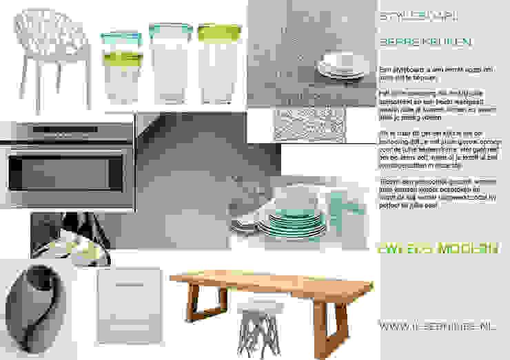 Styleboard Zweeds-Modern van ilsephilips