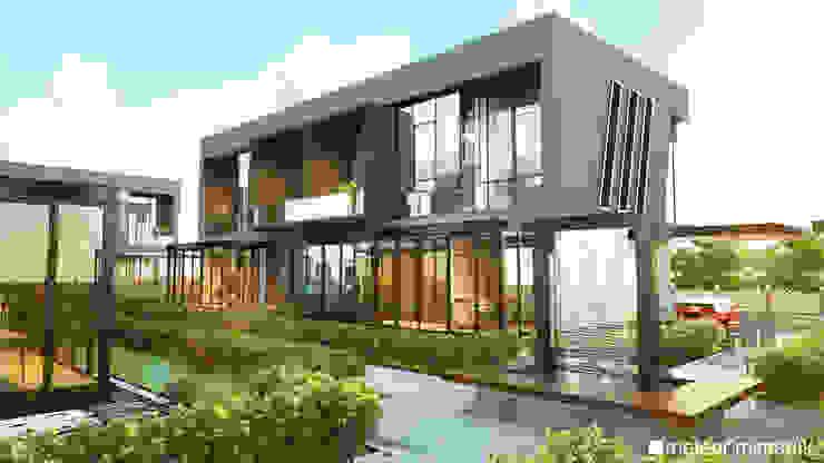 VİLLA - ATRiUM Meteor Mimarlık & Tasarım Villa