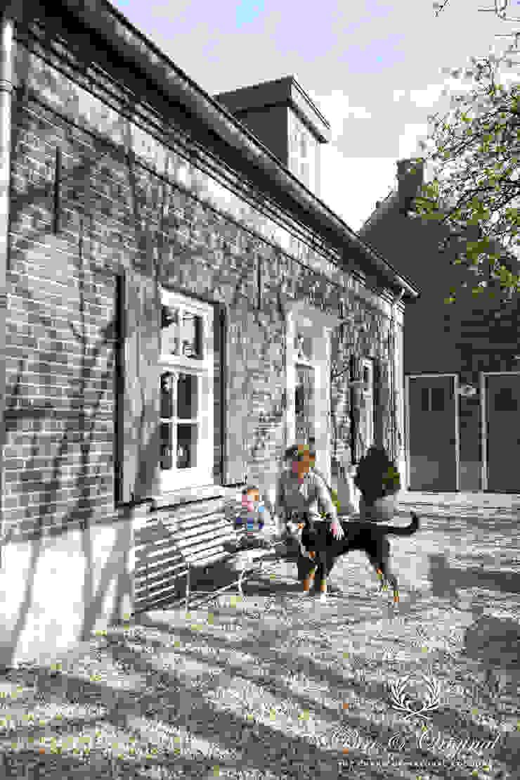 Binnenkijken in een landelijke woning Landelijke huizen van Pure & Original Landelijk