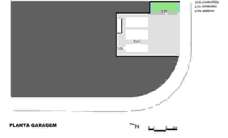 modern  by Aresto Arquitetura, Modern