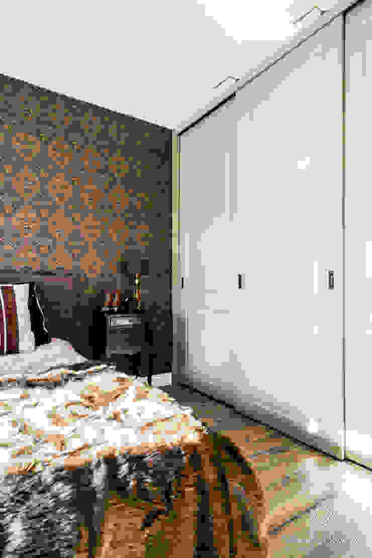 Carazzo in de kleur Coffee Cream Landelijke slaapkamers van Pure & Original Landelijk