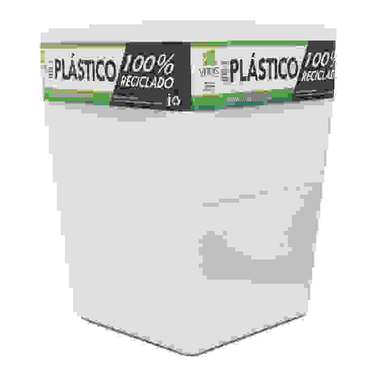 Matera 40cm Inyección de Viridis Productos Eco Amigables Moderno Plástico